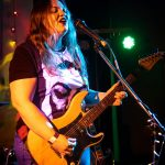 Gig Photography by Andy Lochrie – Girl From Winter Jargon @ The Green Room, Stockton