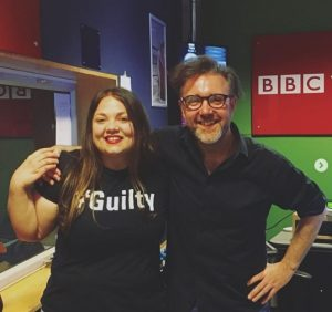 Girl From Winter Jargon - BBC Tees with Bob Fischer - BBC Introducing Track of the week