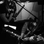 Girl From Winter Jargon @ The Holy Grail, Win Big Records, Durham - Photo Credit Matt Flynn