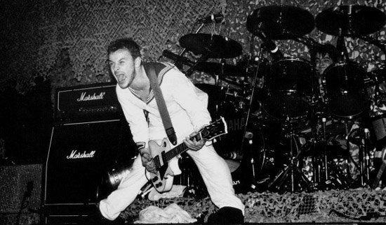 James Dead Bradfield (Manic Street Preachers) Top 5 Most Inspirational Guitarists