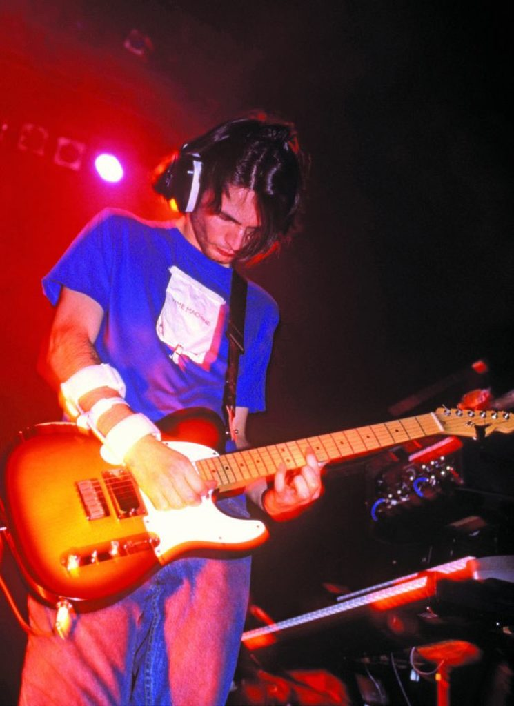 Jonny Greenwood (Radiohead) Top 5 Most Inspirational Guitarists