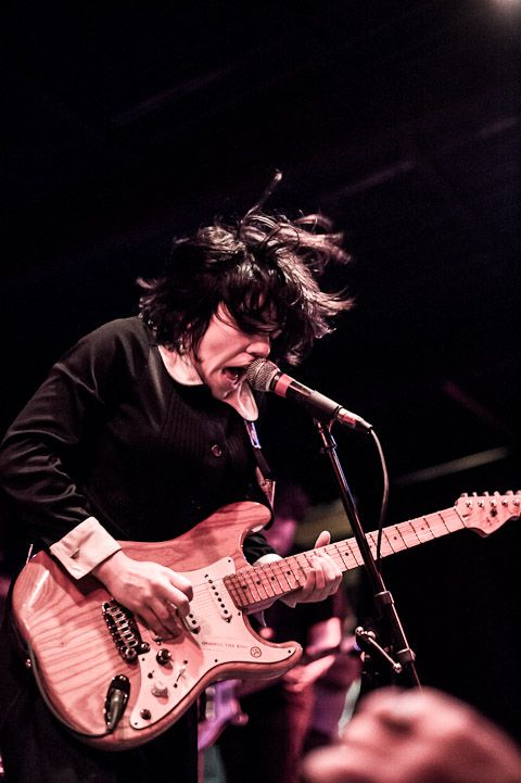 Marissa Paternoster (Screaming Females) - Top 5 Most Inspirational Guitarists