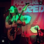 Girl From Winter Jargon @ Sticky Fingers, Middlesbrough, Goosed Records